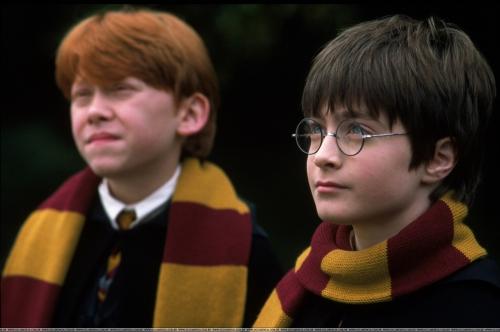 Гарри поттер философский камень ребёнок